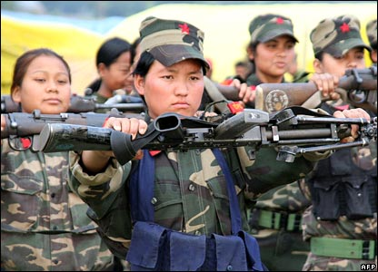 CPN-Maoist to revive war-era command system | The prison ...